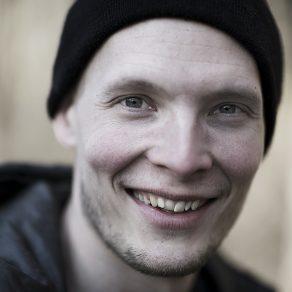 Robin Dahlberg, foto Jonas Paulsson